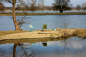 Die Oder bei Kienitz